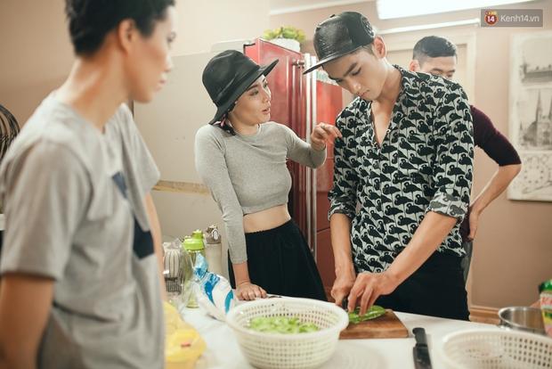 Vừa đẹp trai lại giỏi nấu ăn, đó chính là Huy Quang Next Top! - Ảnh 6.