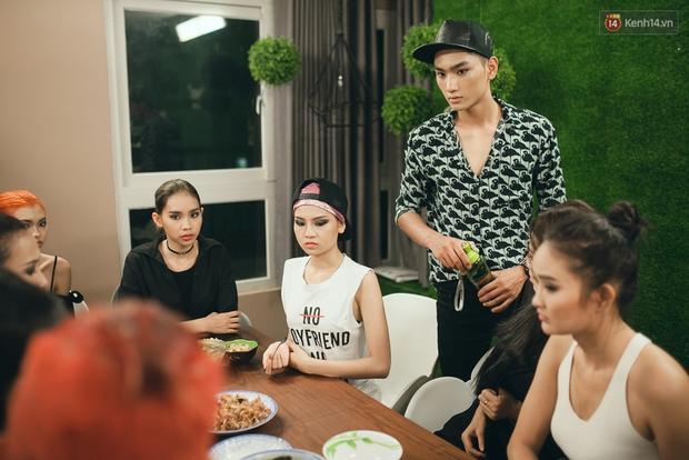 Vừa đẹp trai lại giỏi nấu ăn, đó chính là Huy Quang Next Top! - Ảnh 12.
