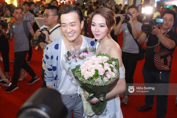 Minh Hằng xinh đẹp, khéo khoe vòng một gợi cảm khi ra mắt phim điện ảnh mới - Ảnh 7.