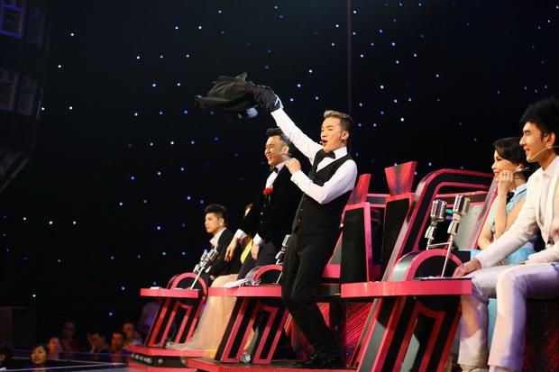 Tuyệt đỉnh song ca: Noo Phước Thịnh bị Mr. Đàm chỉnh trên ghế nóng - Ảnh 8.