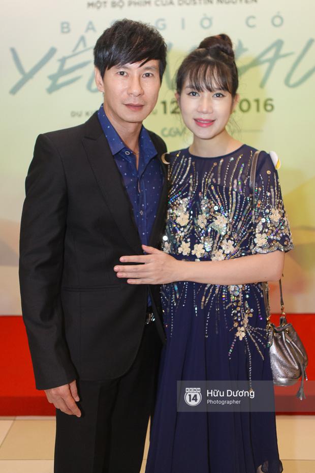 Minh Hằng xinh đẹp, khéo khoe vòng một gợi cảm khi ra mắt phim điện ảnh mới - Ảnh 16.