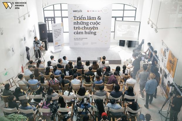 Tuổi 25, bạn có gì? - Một buổi trò chuyện tràn đầy cảm hứng của WeTalk 2016! - Ảnh 1.