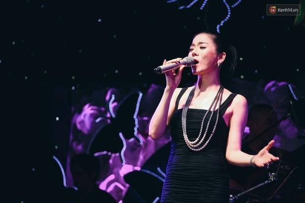 Lệ Quyên hào hứng hát nhạc Bolero do nhạc sĩ Thái Thịnh sáng tác riêng - Ảnh 2.