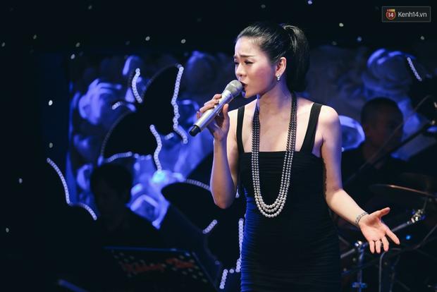 Lệ Quyên hào hứng hát nhạc Bolero do nhạc sĩ Thái Thịnh sáng tác riêng - Ảnh 4.
