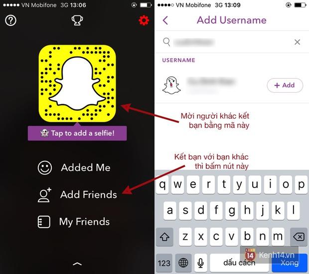 Hướng dẫn sử dụng Snapchat từ A tới Z - Ảnh 3.