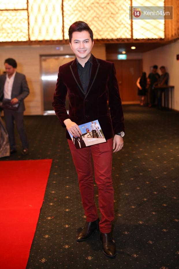 Dàn mỹ nhân Việt đua sắc với Áo dài trên thảm đỏ - Ảnh 14.