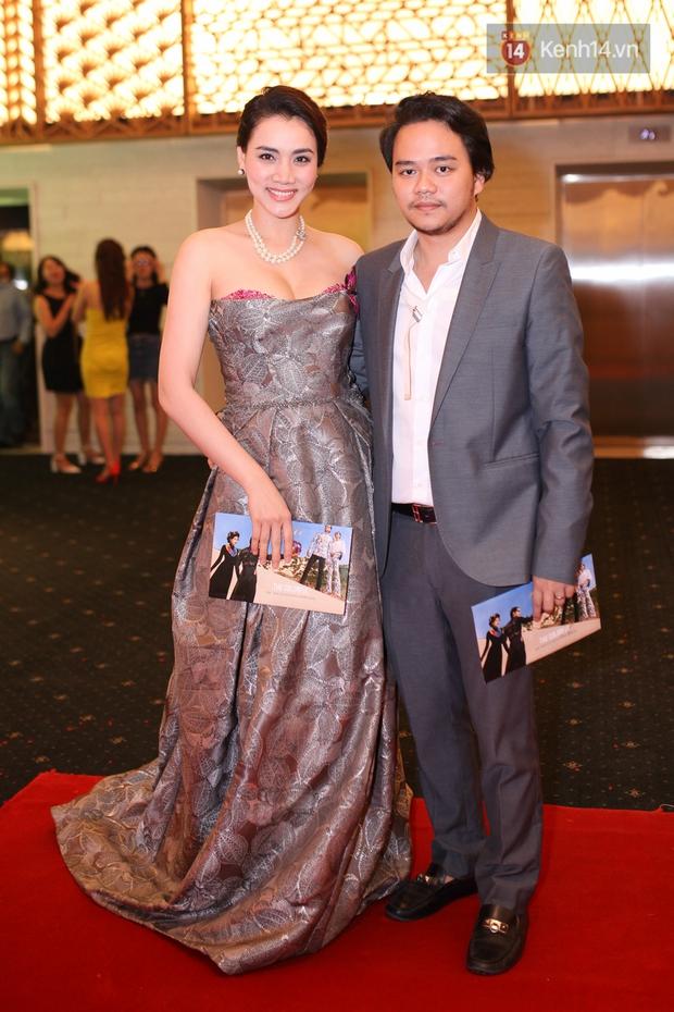 Dàn mỹ nhân Việt đua sắc với Áo dài trên thảm đỏ - Ảnh 10.