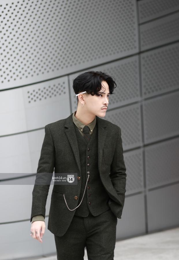 Ngày 5 Seoul Fashion Week: Fashionista Việt mặc gì để gây ấn tượng? - Ảnh 9.