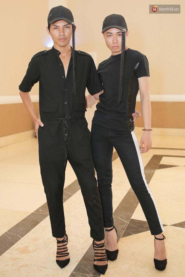 Mẫu lưỡng tính, mẫu chuyển giới nổi bật tại buổi casting cho Vietnam International Fashion Week - Ảnh 5.