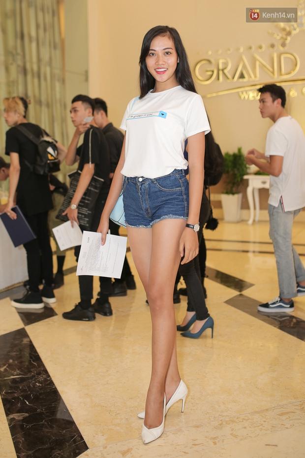Mẫu lưỡng tính, mẫu chuyển giới nổi bật tại buổi casting cho Vietnam International Fashion Week - Ảnh 14.