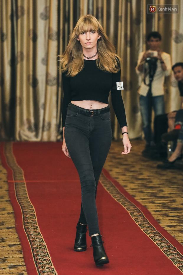 Mẫu lưỡng tính, mẫu chuyển giới nổi bật tại buổi casting cho Vietnam International Fashion Week - Ảnh 33.