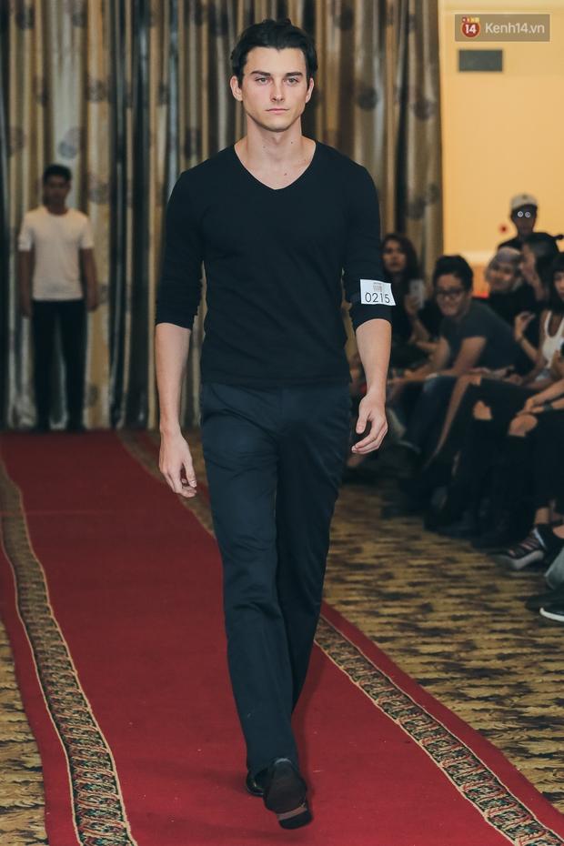 Mẫu lưỡng tính, mẫu chuyển giới nổi bật tại buổi casting cho Vietnam International Fashion Week - Ảnh 36.
