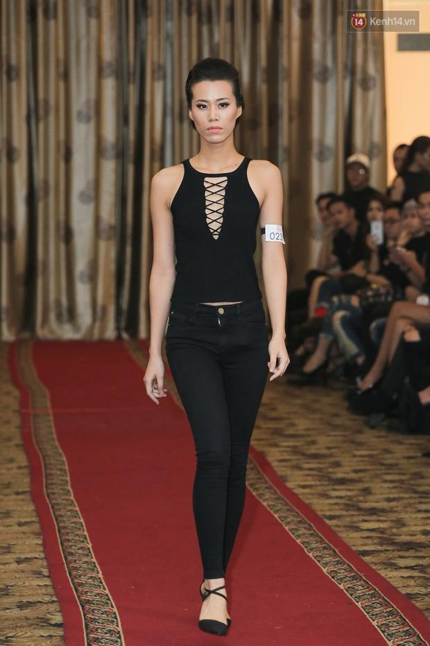 Mẫu lưỡng tính, mẫu chuyển giới nổi bật tại buổi casting cho Vietnam International Fashion Week - Ảnh 19.
