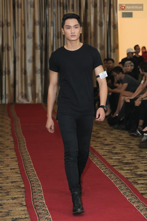 Mẫu lưỡng tính, mẫu chuyển giới nổi bật tại buổi casting cho Vietnam International Fashion Week - Ảnh 27.