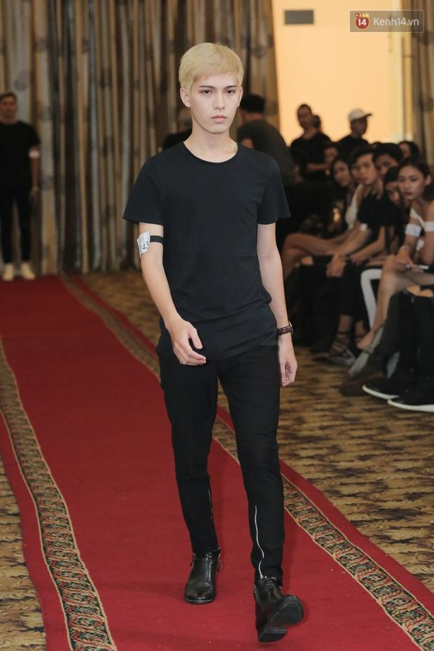 Mẫu lưỡng tính, mẫu chuyển giới nổi bật tại buổi casting cho Vietnam International Fashion Week - Ảnh 26.