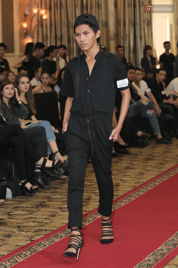 Mẫu lưỡng tính, mẫu chuyển giới nổi bật tại buổi casting cho Vietnam International Fashion Week - Ảnh 11.