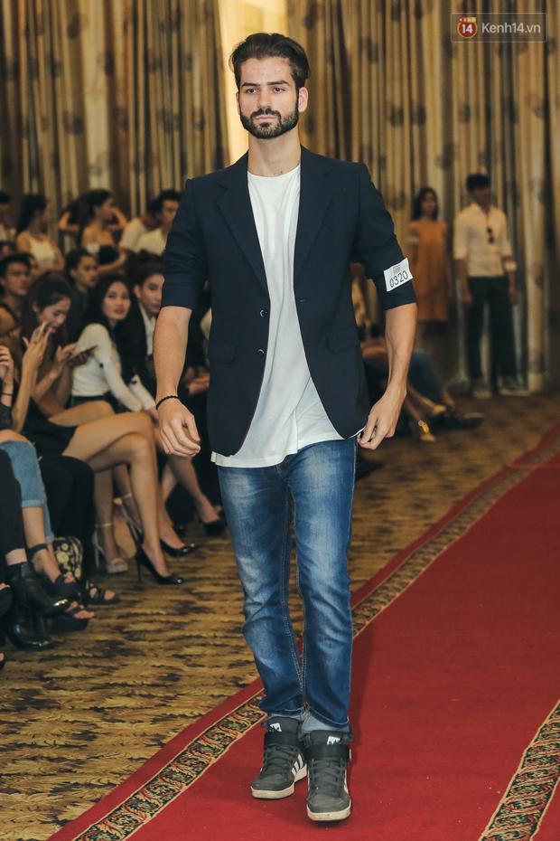 Mẫu lưỡng tính, mẫu chuyển giới nổi bật tại buổi casting cho Vietnam International Fashion Week - Ảnh 37.