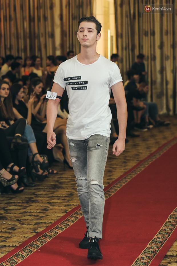 Mẫu lưỡng tính, mẫu chuyển giới nổi bật tại buổi casting cho Vietnam International Fashion Week - Ảnh 35.