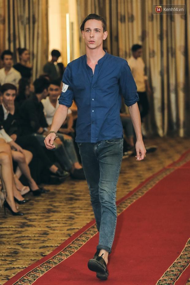 Mẫu lưỡng tính, mẫu chuyển giới nổi bật tại buổi casting cho Vietnam International Fashion Week - Ảnh 34.