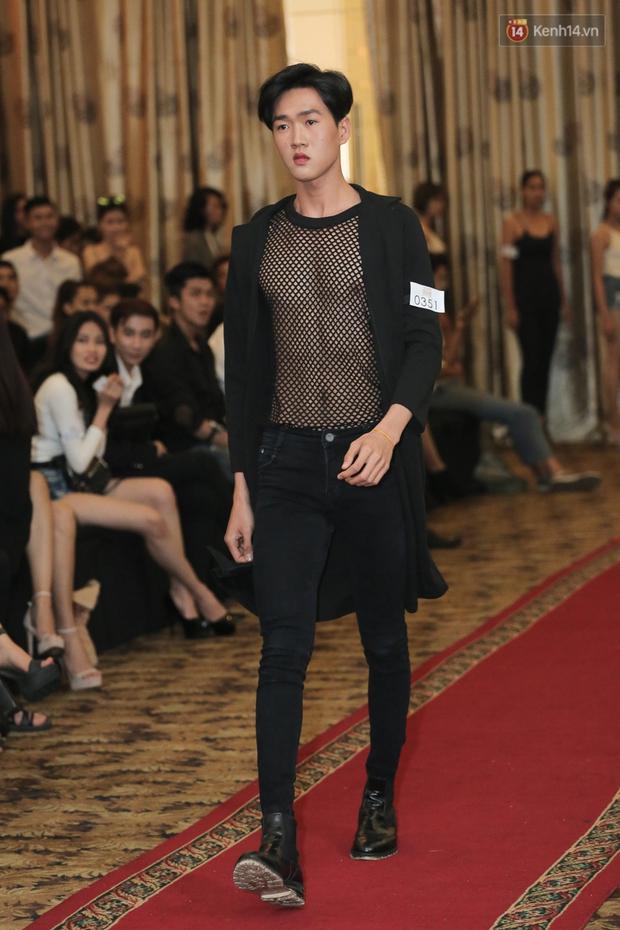 Mẫu lưỡng tính, mẫu chuyển giới nổi bật tại buổi casting cho Vietnam International Fashion Week - Ảnh 31.