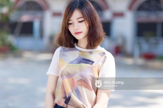 Cô nữ sinh Sài Gòn tên lạ, mặt xinh: Vương Hoàng Mai Diz - Ảnh 6.