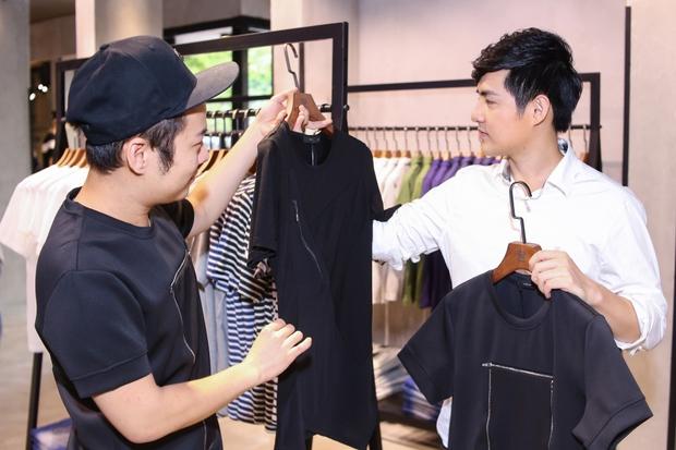 Bận rộn cho liveshow, Đông Nhi vẫn tranh thủ đưa Ông Cao Thắng đi mua sắm - Ảnh 5.