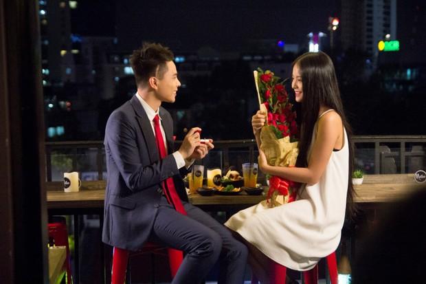 Trịnh Thăng Bình đầy mơ mộng trong chuyện tình với Yu Dương - Ảnh 9.