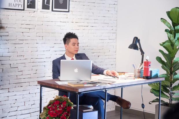 Trịnh Thăng Bình đầy mơ mộng trong chuyện tình với Yu Dương - Ảnh 11.