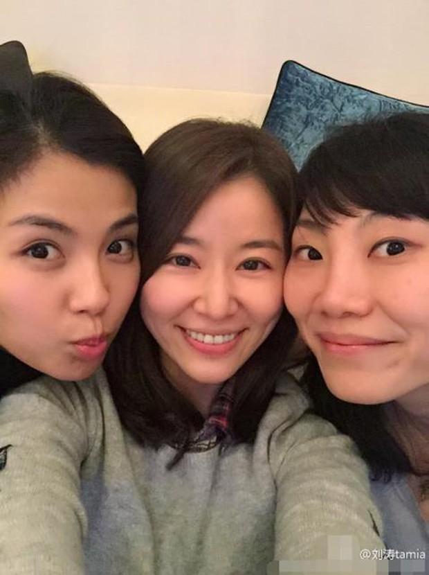 Lâm Tâm Như và Lưu Đào đọ vẻ đẹp trẻ trung bất chấp thời gian - Ảnh 5.