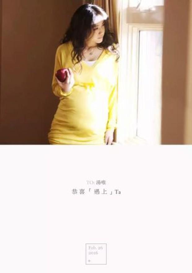Thang Duy bất ngờ thông báo đã mang thai con đầu lòng với đạo diễn Hàn Quốc - Ảnh 3.