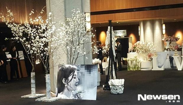 Ngắm loạt ảnh cô dâu Kim Ha Neul đẹp lung linh trong ngày cưới - Ảnh 5.