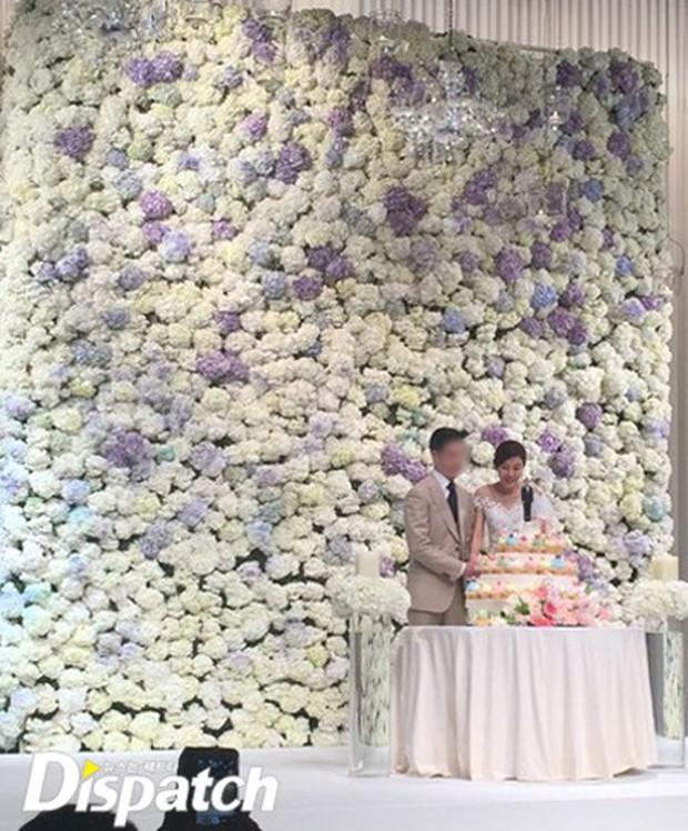 Ngắm loạt ảnh cô dâu Kim Ha Neul đẹp lung linh trong ngày cưới - Ảnh 7.