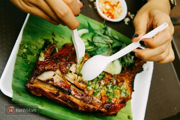 Bạn sẽ phải chảy nước miếng với 3 quán nướng siêu lạ này ở Sài Gòn - Ảnh 5.