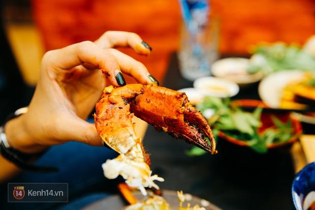 Bạn sẽ phải chảy nước miếng với 3 quán nướng siêu lạ này ở Sài Gòn - Ảnh 22.