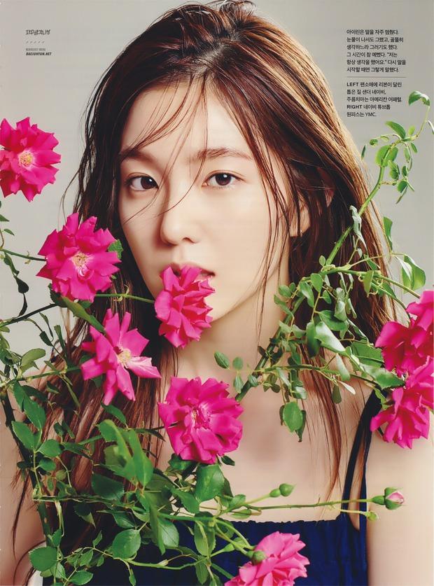 Irene đẹp không góc chết, Hwang Jung Eum sành điệu trên tạp chí - Ảnh 2.