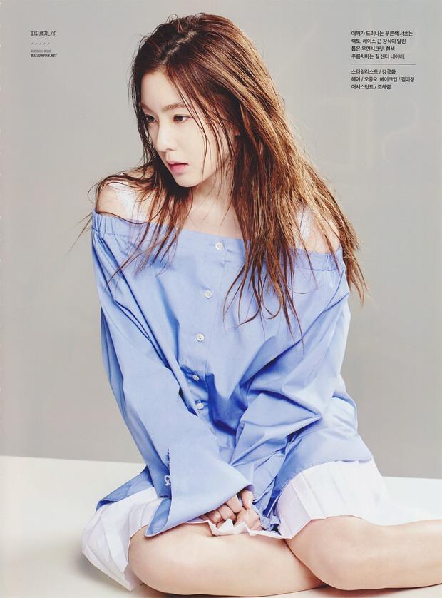 Irene đẹp không góc chết, Hwang Jung Eum sành điệu trên tạp chí - Ảnh 3.