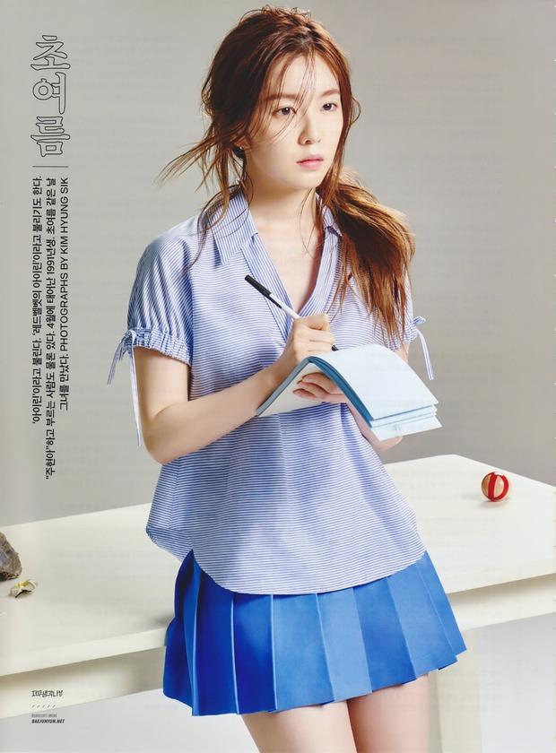 Irene đẹp không góc chết, Hwang Jung Eum sành điệu trên tạp chí - Ảnh 6.
