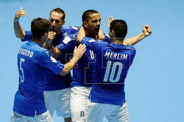 06h00 ngày 18/9, tuyển Futsal Việt Nam - Italia: Mục tiêu không thua quá 3 bàn - Ảnh 1.