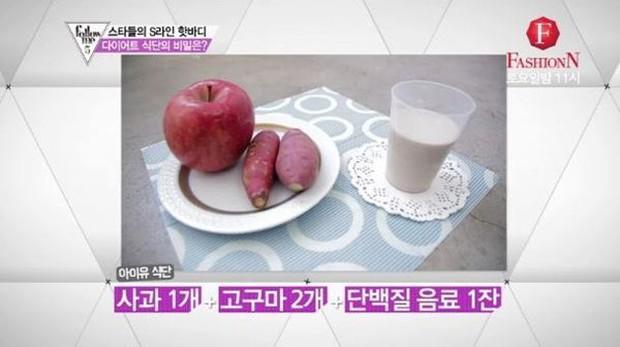 Những sao nữ Hàn giảm cân thần tốc thành công và đây là chế độ ăn ít ỏi đến đáng thương của họ - Ảnh 3.