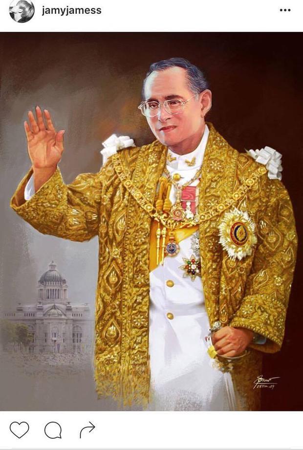 Sao Thái Lan đau buồn, bày tỏ thương tiếc trước sự ra đi của Quốc Vương Bhumibol - Ảnh 3.