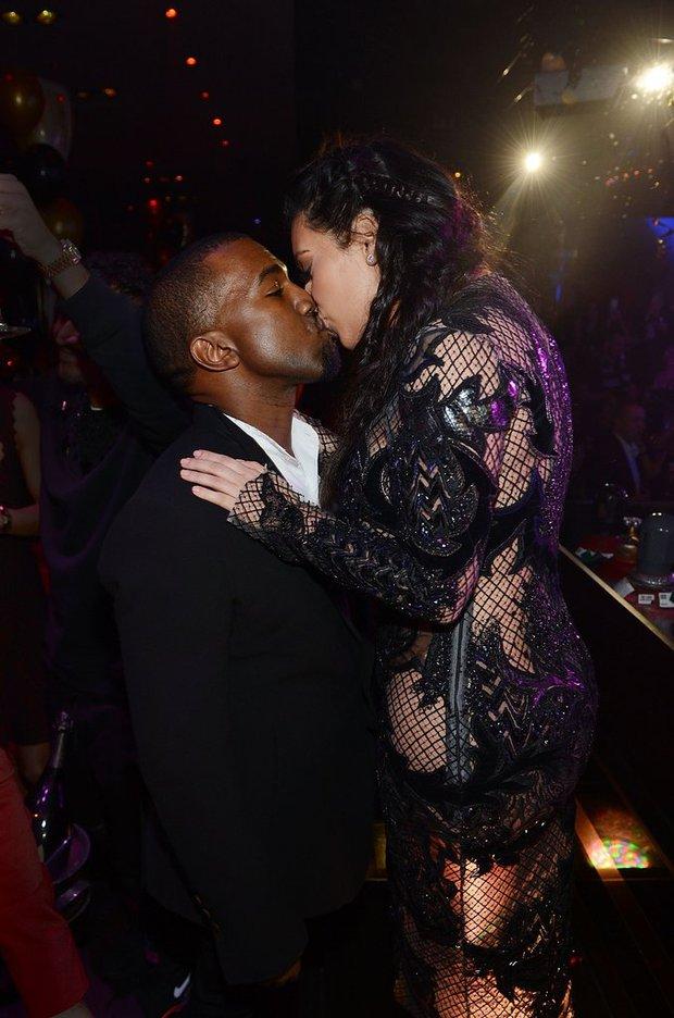 Tài năng, giàu có và yêu vợ hơn tất cả - Kanye West mới là soái ca đích thực của showbiz - Ảnh 5.