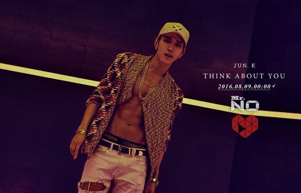Những nghệ sĩ nam Hàn không thể ngừng phanh áo, khoe múi bụng săn chắc - Ảnh 10.