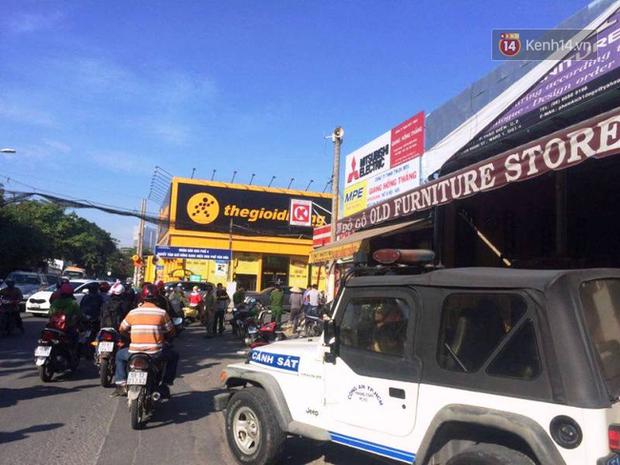 Nhân viên bảo vệ cửa hàng tiện lợi bị đánh chết giữa đêm ở Sài Gòn - Ảnh 2.