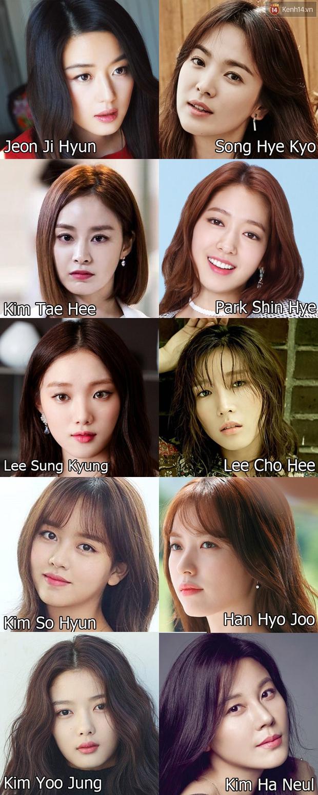 Yoona hay Jiyeon, Gigi hay Kendall, ai sẽ thắng cuộc chiến sắc đẹp 2016 do fan Việt bình chọn? - Ảnh 2.