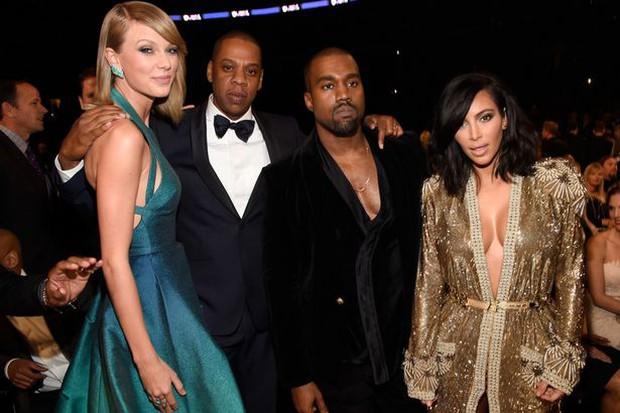 Calvin Harris, chị em Kendall - Kylie đồng loạt chống Taylor Swift sau scandal với Kanye? - Ảnh 2.