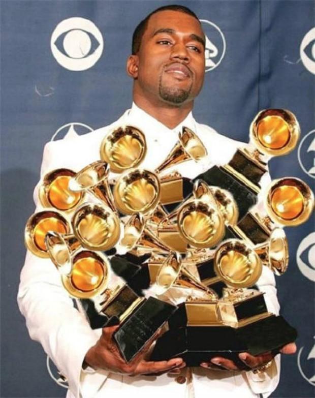Tài năng, giàu có và yêu vợ hơn tất cả - Kanye West mới là soái ca đích thực của showbiz - Ảnh 1.