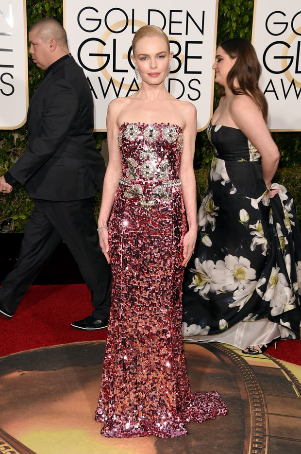 Katy Perry, Jennifer Lawrence và dàn sao lộng lẫy trên thảm đỏ Quả Cầu Vàng 2016 - Ảnh 29.