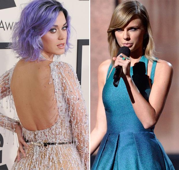 Katy Perry: Tôi sẽ hợp tác với Taylor Swift nếu cô ta xin lỗi! - Ảnh 2.