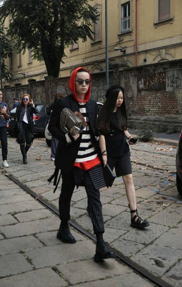 Kelbin Lei phủ đầy hàng hiệu, thẳng tiến dự show tại Milan Fashion Week - Ảnh 11.