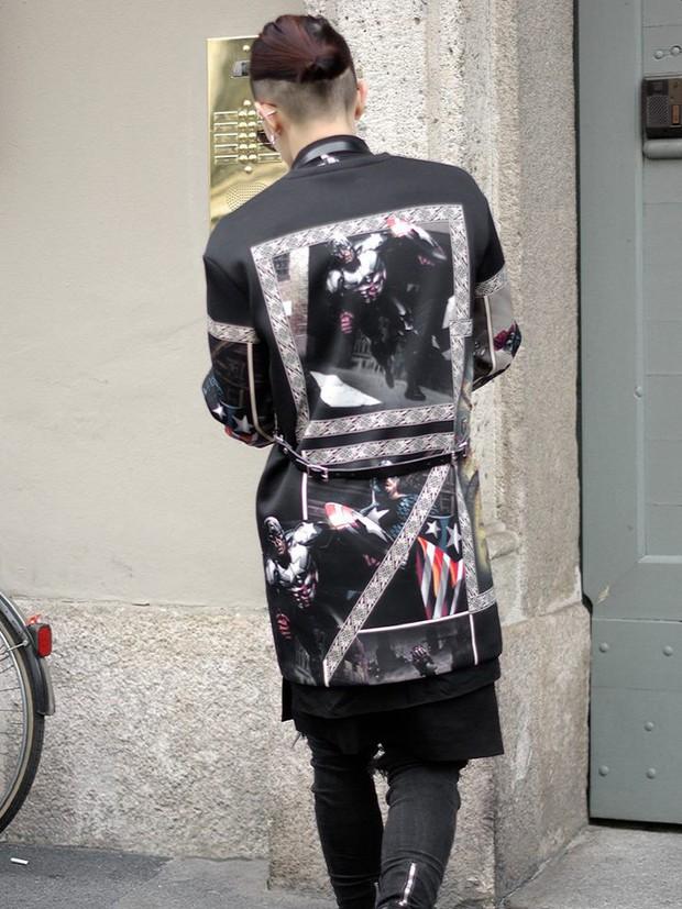 Kelbin Lei lại một lần nữa chễm chệ trên Vogue Ý và hàng loạt blog thời trang - Ảnh 10.